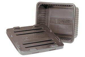 HDPE Box With Lid