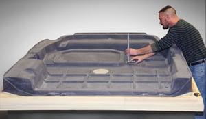 Vacuum Form Tool In Tooling Department-FB