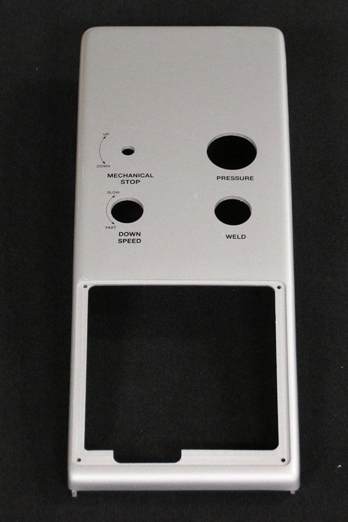Equipment Cover Panel