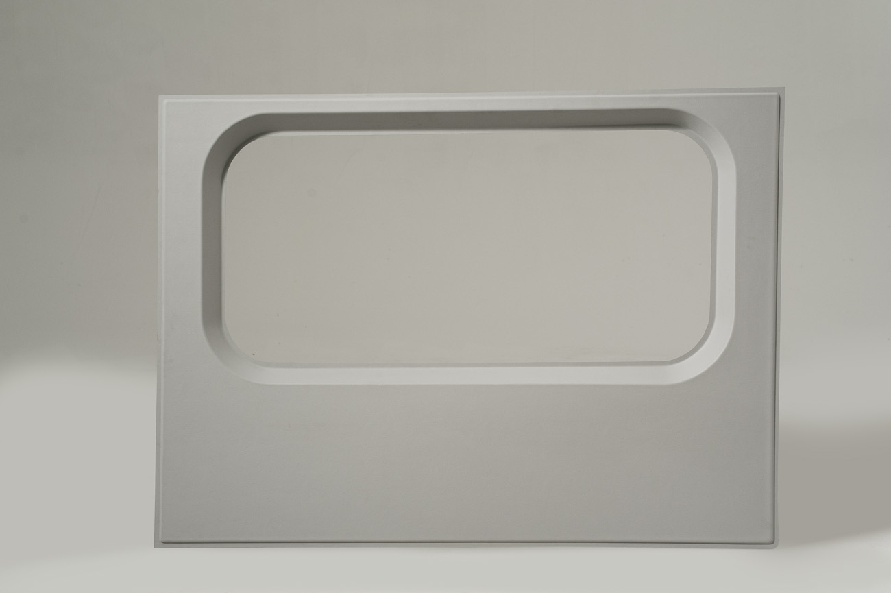 Thermoformed Window Surround